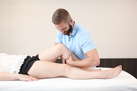 457x305 Manuelle Lymphdrainage Physiotherapie Orthopädie
