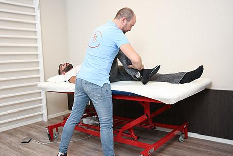 457x305 6273 Ergotherapie Neurologie Liegen