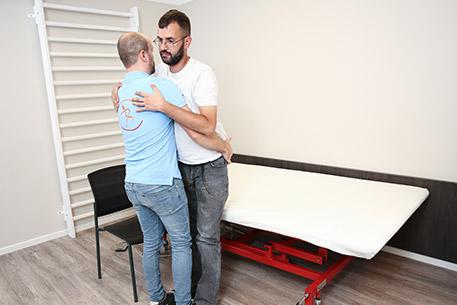 457x305 6300 Ergotherapie Bobath Transferschulung Lager- und Transferschulungen