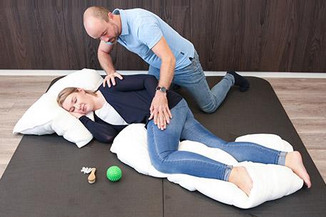 457x305 5484 Ergotherapie Neurologie Basale Stimulation