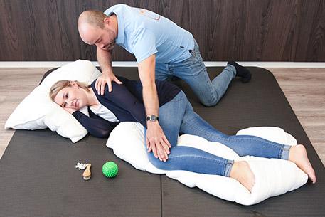 457x305 5485 Ergotherapie Neurologie Basale Stimulation